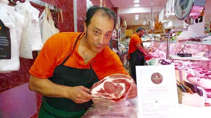 Carniceria javier lavisier madrid casa gutier carne - Carniceria en madrid ...