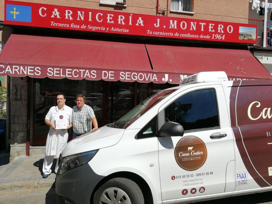 Carnicería J. Montero - Madrid
