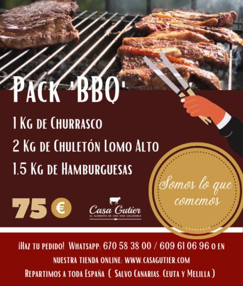 LOTE ESPECIAL CASA GUTIER BBQ